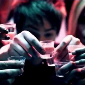 Pesquisa mostra alto uso de álcool entre jovens
