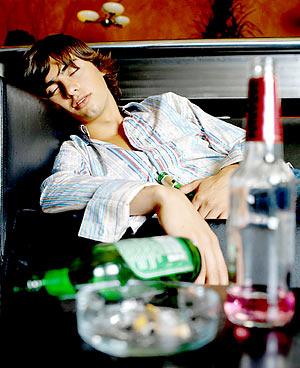 Que acrescentar à vodka que a pessoa deixou de beber