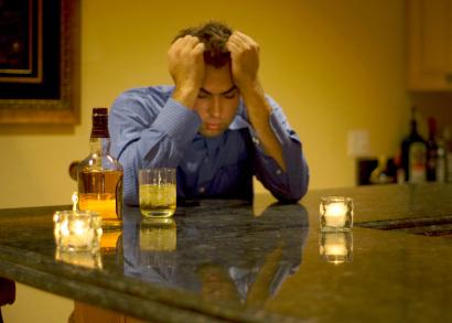 Depressão e alcoolismo: entenda essa relação