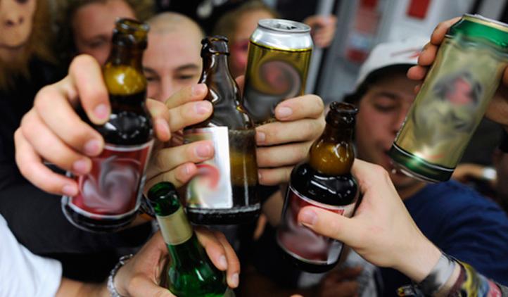 """""""É preciso acabar com o prestígio social de beber álcool"""""""