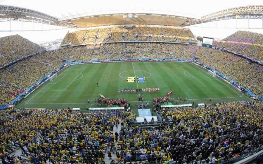 HADDAD encaminha lei que autoriza álcool em estádio de SP na olimpíada