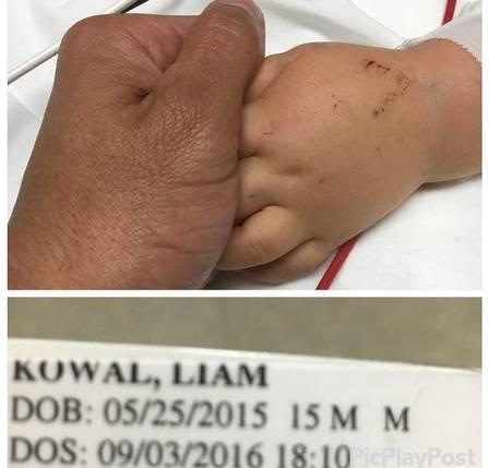 Lutador de MMA faz apelo após a morte do filho atropelado por idosa bêbada