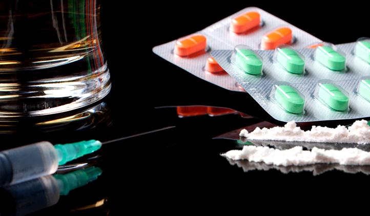 O álcool é a droga mais pesada de todas?