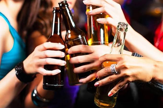Álcool compromete o cérebro mesmo sem causar embriaguez
