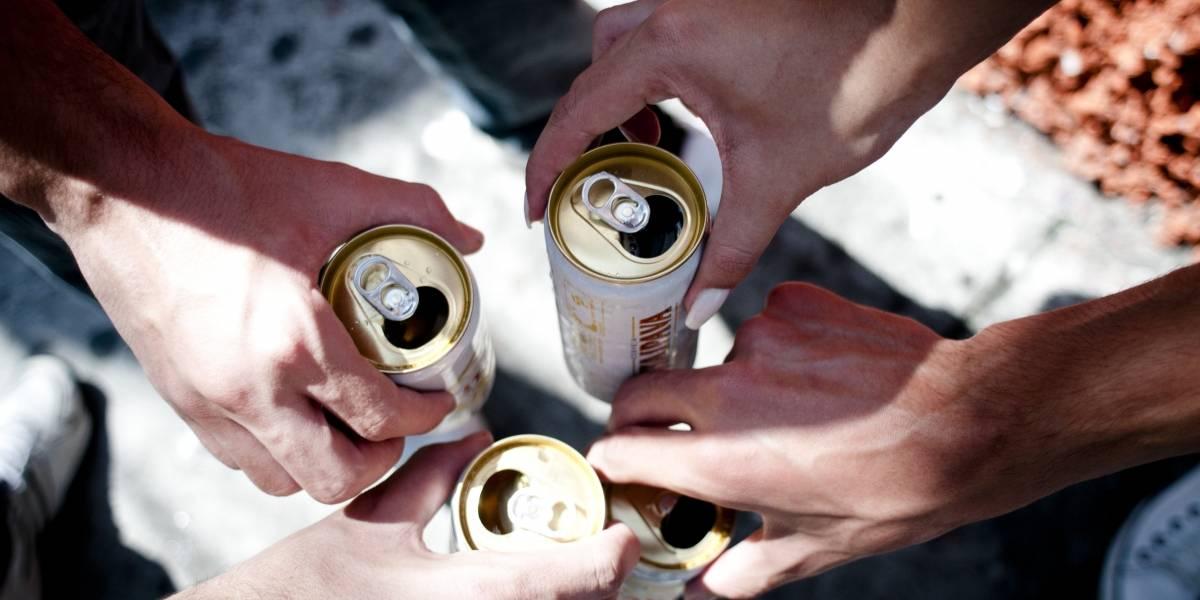 1 em cada 3 jovens começou a beber entre os 11 e os 15 anos
