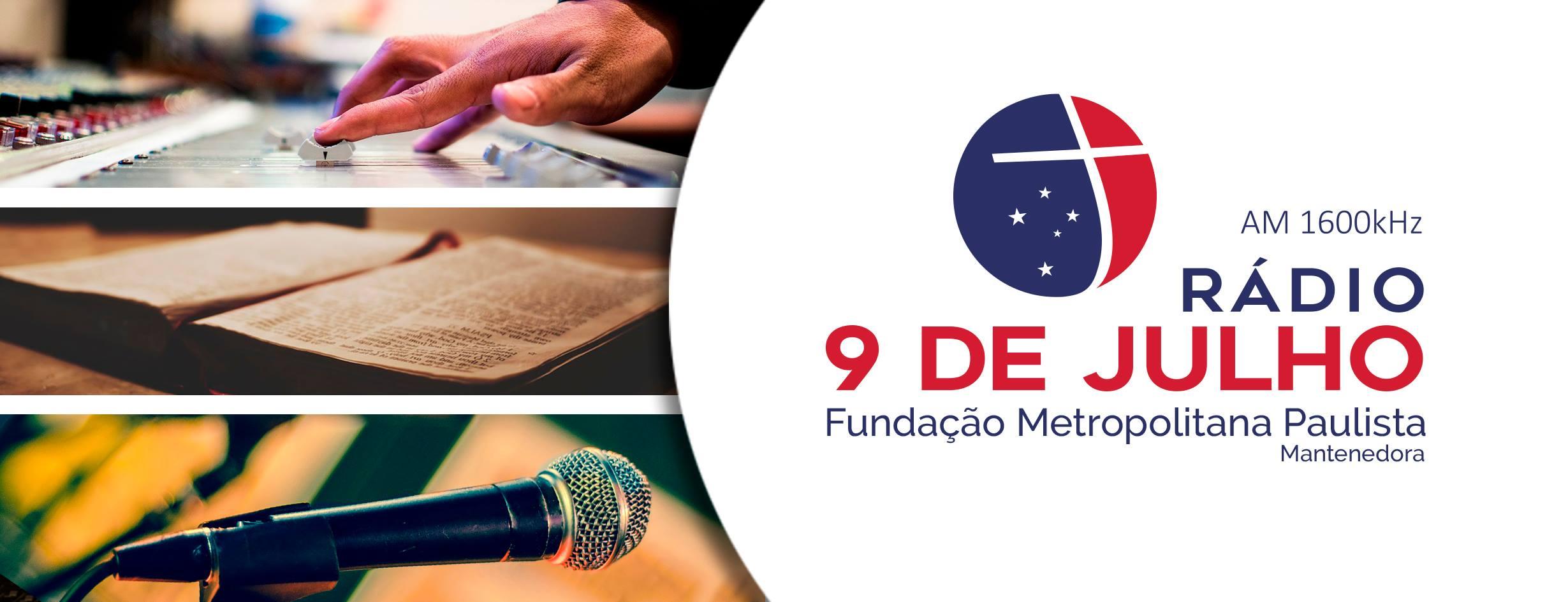 Vídeo : Participação no Programa Tocando em frente na Rádio 9 de Julho