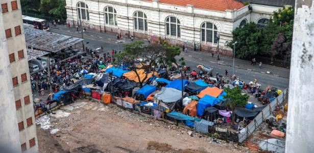 """Paulo Leme Filho:  """"A Cracolândia é um problema humano e não  geográfico"""""""