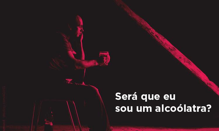 Identificar se sou um alcoólatra a partir dos sintomas do alcoolismo