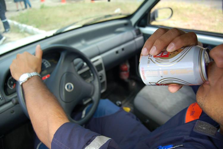 Polícia prenderá motorista com sinal de embriaguez mesmo sem exame